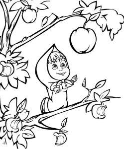 Gambar Mewarnai Kartun Untuk Anak Tk Dan Sd Terbaru 2018