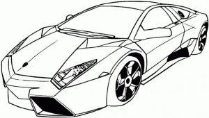 Gambar Mewarnai Mobil Ferarri