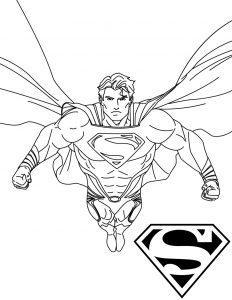 Gambar Mewarnai Gambar Superhero Untuk Anak 2019 Marimewarnaicom