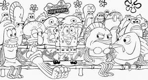 Mewarnai Spongebob Squarepants Terbaru