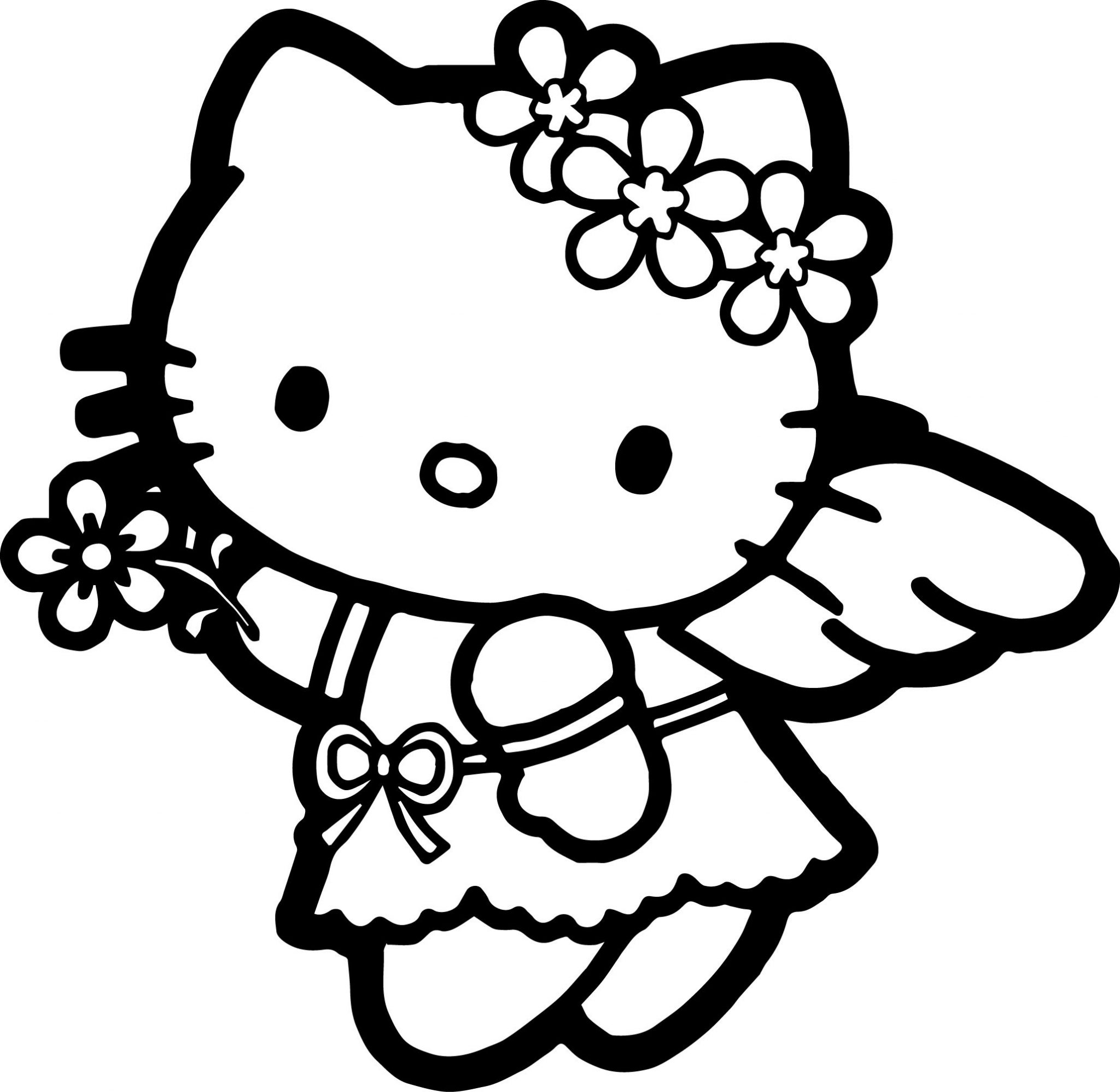 Download 68 Koleksi Gambar Hello Kitty Animasi Kartun Keren Gratis