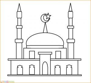 78 Foto Gambar Masjid Yang Simple Terbaik