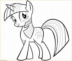 29 Gambar Mewarnai My Little Pony Anak 2019 Marimewarnaicom