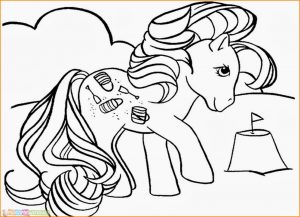 Gambar Mewarnai My Little Pony 16 Marimewarnai