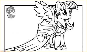 Gambar Mewarnai My Little Pony 18 Marimewarnai