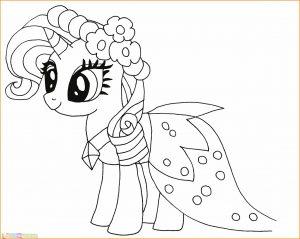 Gambar Mewarnai My Little Pony 23 Marimewarnai