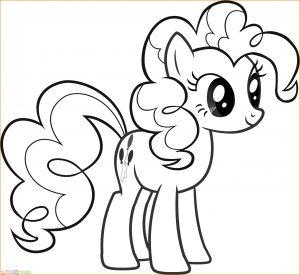 Gambar Mewarnai My Little Pony 29 Marimewarnai