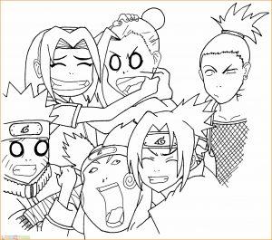 Gambar Mewarnai Naruto 05 Marimewarnai