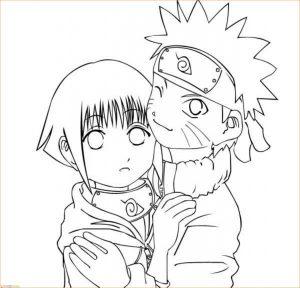 Gambar Mewarnai Naruto 15 Marimewarnai