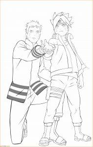 Gambar Mewarnai Naruto 19 Marimewarnai