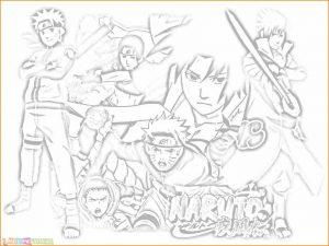Gambar Mewarnai Naruto 21 Marimewarnai