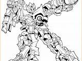 Gambar Mewarnai Robot 08 Marimewarnai