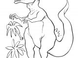 Mewarnai Dinosaurus