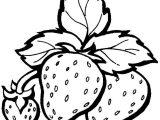 Mewarnai Strawberry