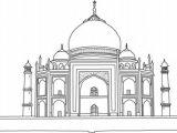 gambar mewarnai masjid1